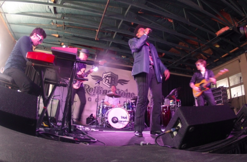 JCBUS @ La Zona Rosa, Rolling Stone Rock Room day party